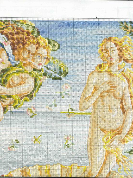 Часть 1 - Рождение Венеры