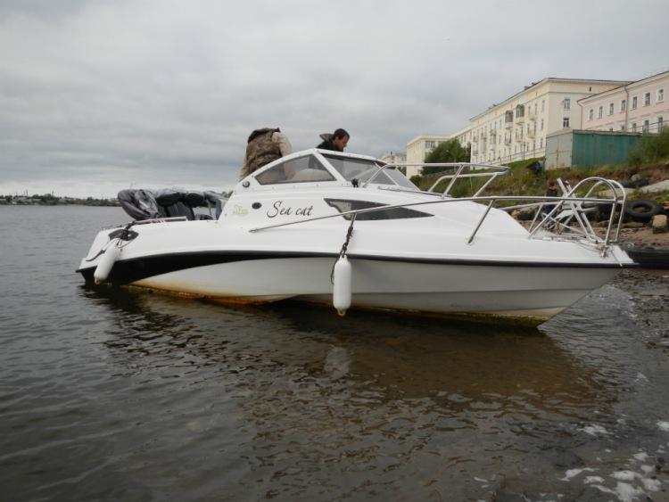 катера и лодки череповец