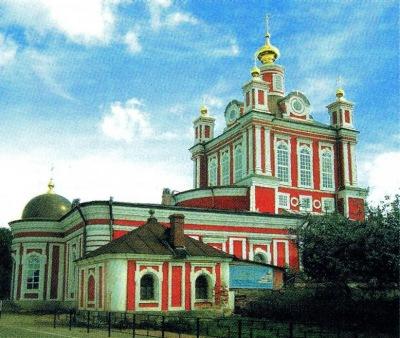 Корсунско-Богородицкий собор в г.Торопце