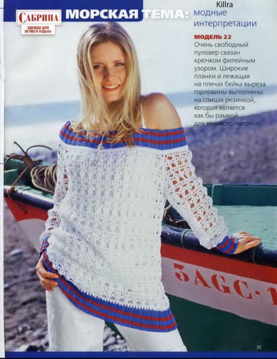 красивые схемы вязания спицами