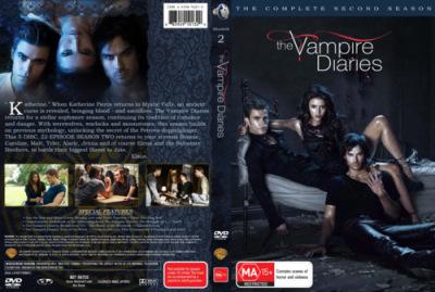Обложка DVD 2 сезона