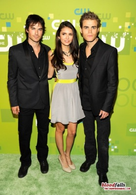 The CW Network's Upfront [19 мая]