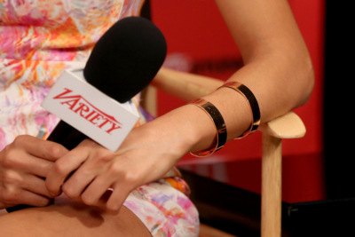 Variety studio & The Hollywood Reporter TIFF Video Lounge Presented By Canon [9 сентября]