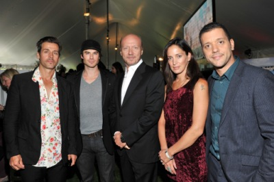 Artists for Peace and Justice Lunch at TIFF 2012 [8 сентября]