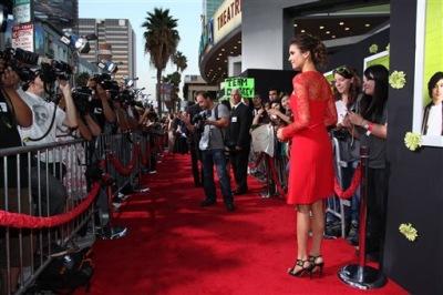 The Perks Of Being A Wallflower Premiere in LA [10 сентября]