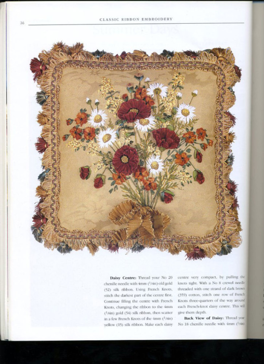 ...атласных, кружевных, шелковых, ажурных материалов. вышивка лентами цветов.