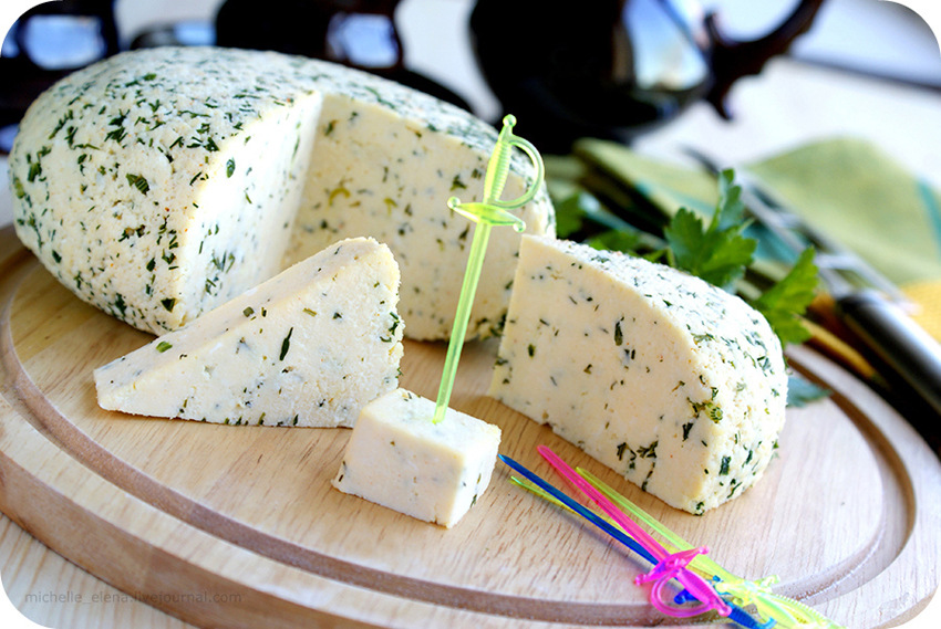 Как сделать сыр из сметаны