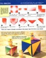 модульное оригами: схема сборки куба Блог о прикладном.