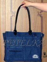 Дорожная сумка для вышивки.