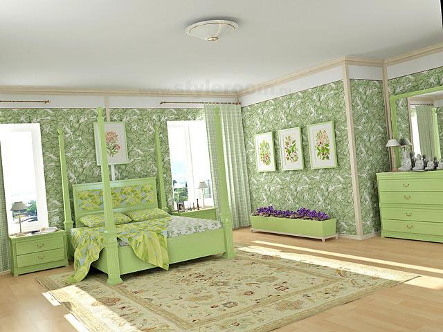 Дизайн стен в квартире.