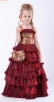 Модели детских бальных платья.  Бальные платья для девочек Платья.