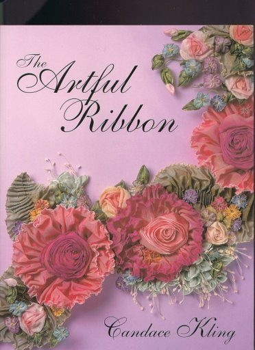 arts and craft books : the artful ribbon