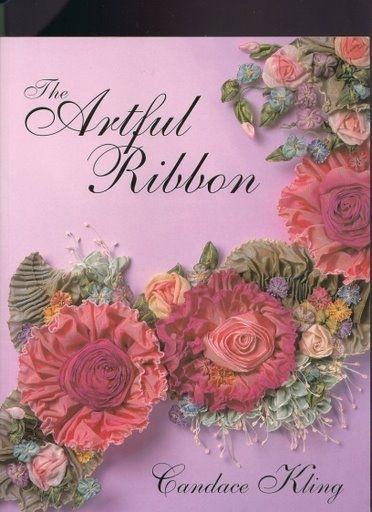 arts and craft books : the artful ribbon