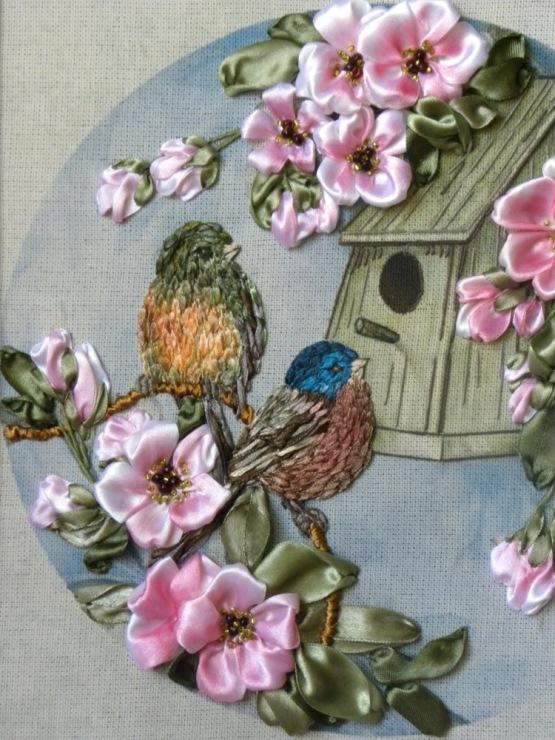 Оберег счастье в дом вышивка бисером 9
