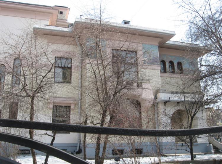 Особняк Рябушинского - музей Горького