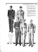 Советская мода 1937 г. -II.