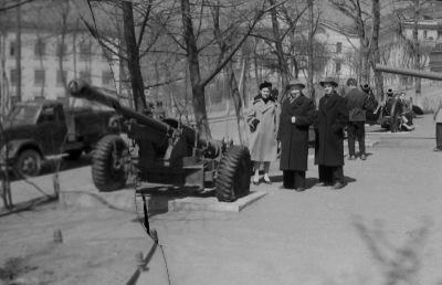 Владивосток 1962 года