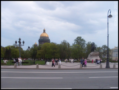 Питер. 15 мая 2010. Ночь Музеев