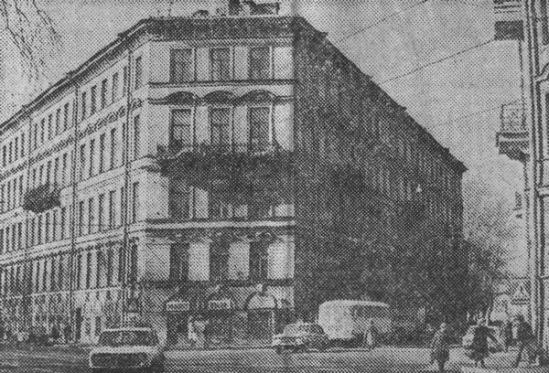 Дом № 51 по Садовой улице.