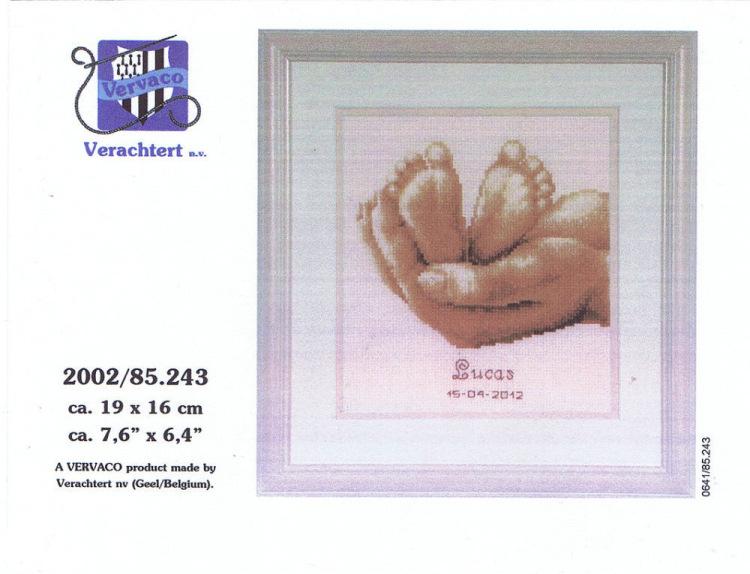 Название: Vervaco 85.243Формат:jpgРазмер:3 MbСтраниц:3Язык: English Буклет схем для вышивки крестиком.
