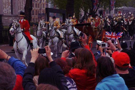 Свадьба принца Уильяма и Кейт Миддлтон. Фото автора.