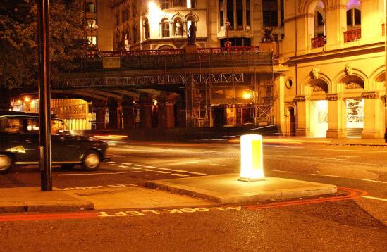 Великобритания, Лондон. Холборнский виадук.