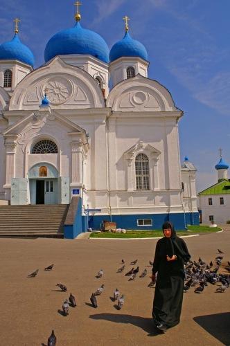 Россия, Золотое кольцо, Боголюбово: Боголюбовский собор.