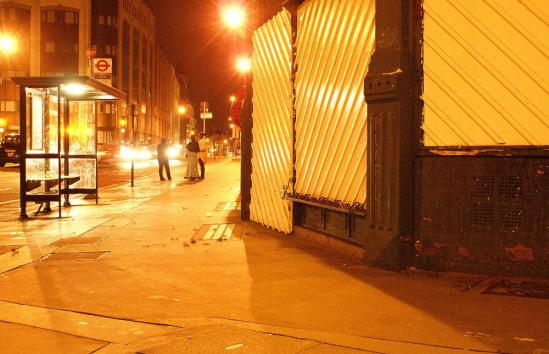 Великобритания, Лондон. Фаррингдон-стрит.