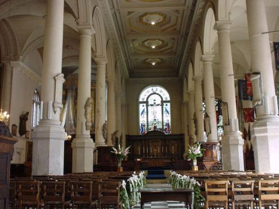 Великобритания, Лондон, церковь св. Ведаста.