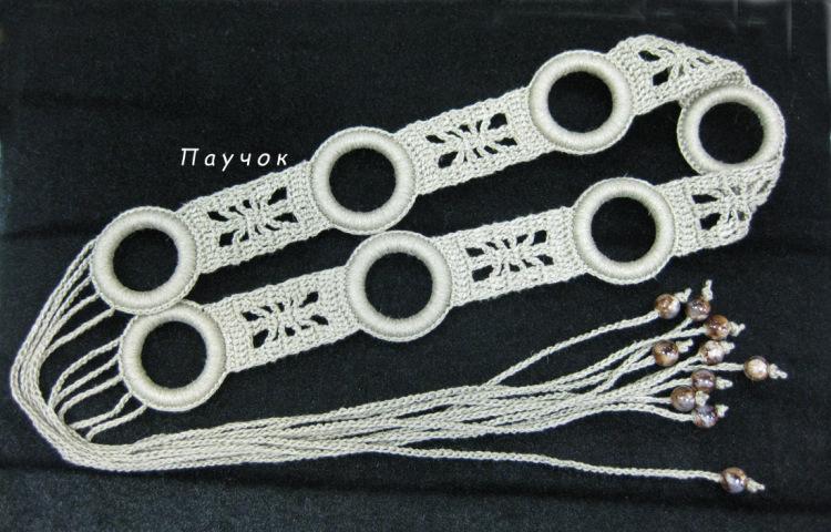 Вязание пояс, ремень   Записи в рубрике Вязание пояс, ремень