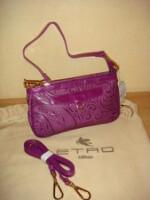 Фотографии Etro новая сумка клатч.
