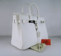 HERMES Birkin 35 white, b-fashion.ru, Сумки, копии.