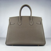 "HERMES Birkin 35 cm Honey  ""Ostrich """