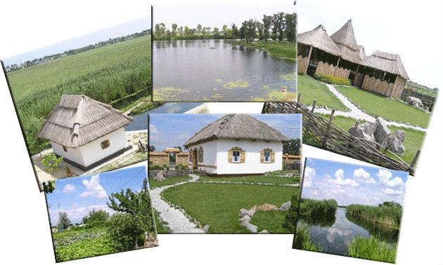 Зелёный туризм днепропетровская область