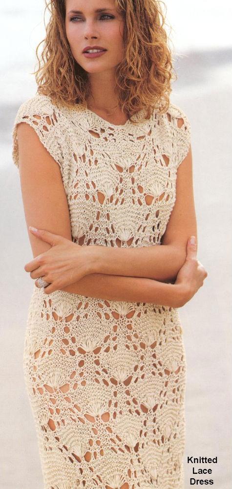 Схема ажурного вязания спицами для женщин АЖУР. - Pinterest 37