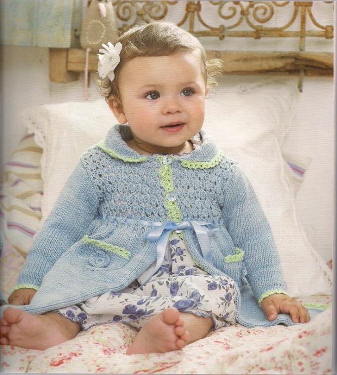 ЖАКЕТИК ДЛЯ МОДНИЦЫ ВОЗРАСТА 2-3 ЛЕТ. малышей вязание спицами для детей детские шапочки вязание спицами вязаные