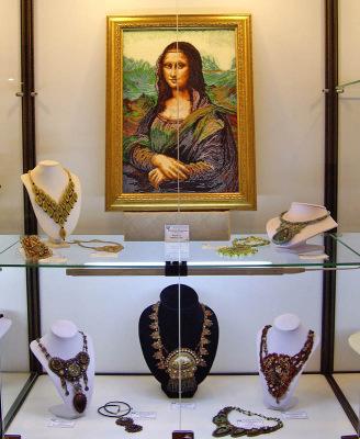 Про саму выставку здесь: http://biser.info/node/335361.  В первый раз у нас было так много витрин, что мы смогли...