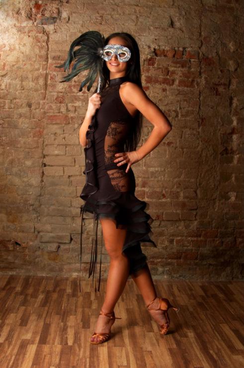 Танцевальные платья фото 6