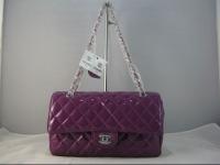 Сумка Chanel размеры:25х16х7 см 4 цвета: красный, бежевый, фиолетовый.