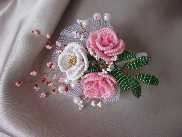 73 цветы деревья свадебные букеты из