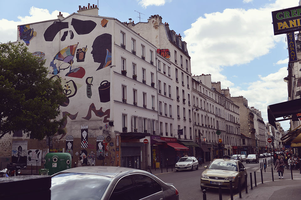 Снова Париж. Часть 1
