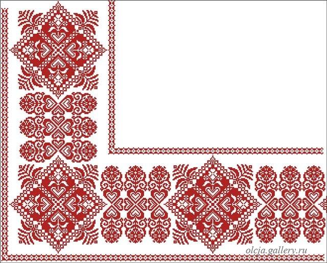 Схема вышивки в форматe xsd.