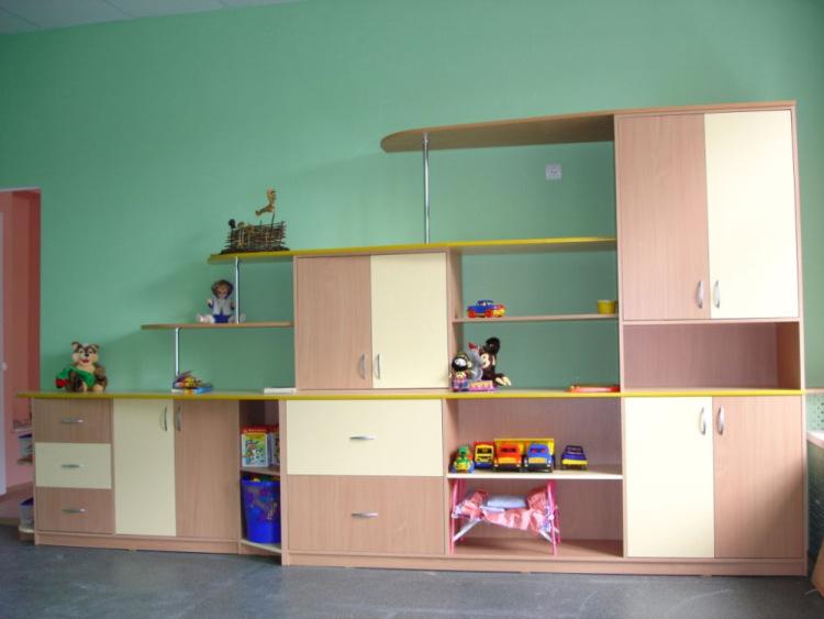 не дорого детская мебель. Детская мебельная горка s100529.
