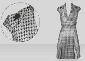Женская Мода - модели платьев эскизы.