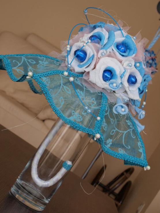 Зонтик для куклы своими руками из гофрированной бумаги