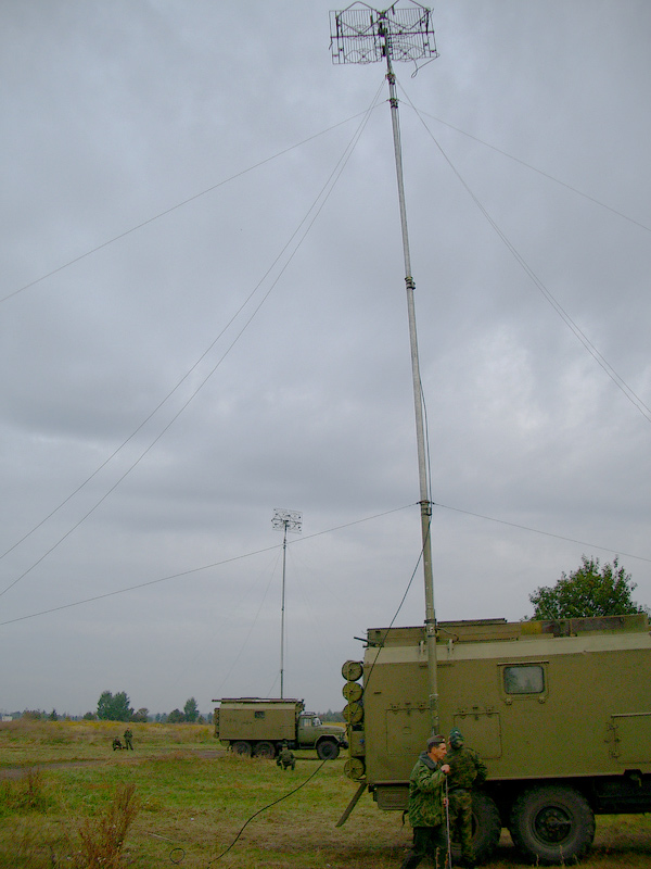 фото радиорелейной станции р 409