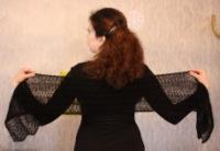 вязание спицами из мохера ажурные кофты и полуверы. вязание спицами из.