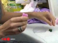 МK по полимерной глине: Орхидея / Polymer clay orchid tutorial орхидеи фаленопсис уход в домашних условиях видео.