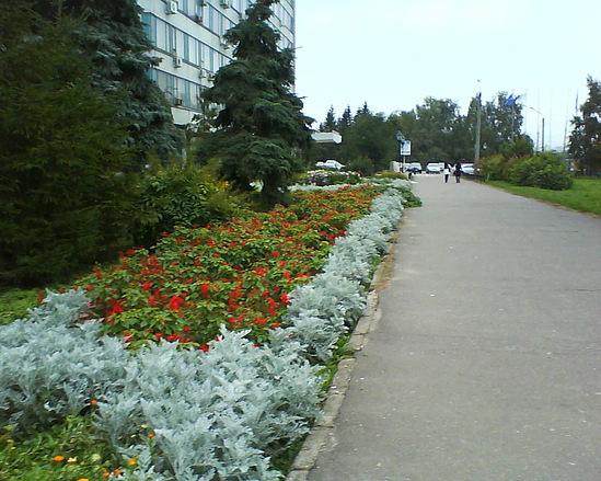 Gallery.ru / Фото #20 - Парки и скверы - NOLGA.