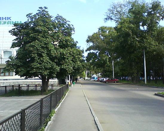 Gallery.ru / Фото #16 - Парки и скверы - NOLGA.